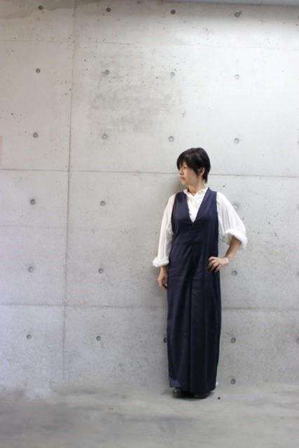 個展開催!大人の為のこだわりサロペット新作リリース at アンジュール/静岡掛川