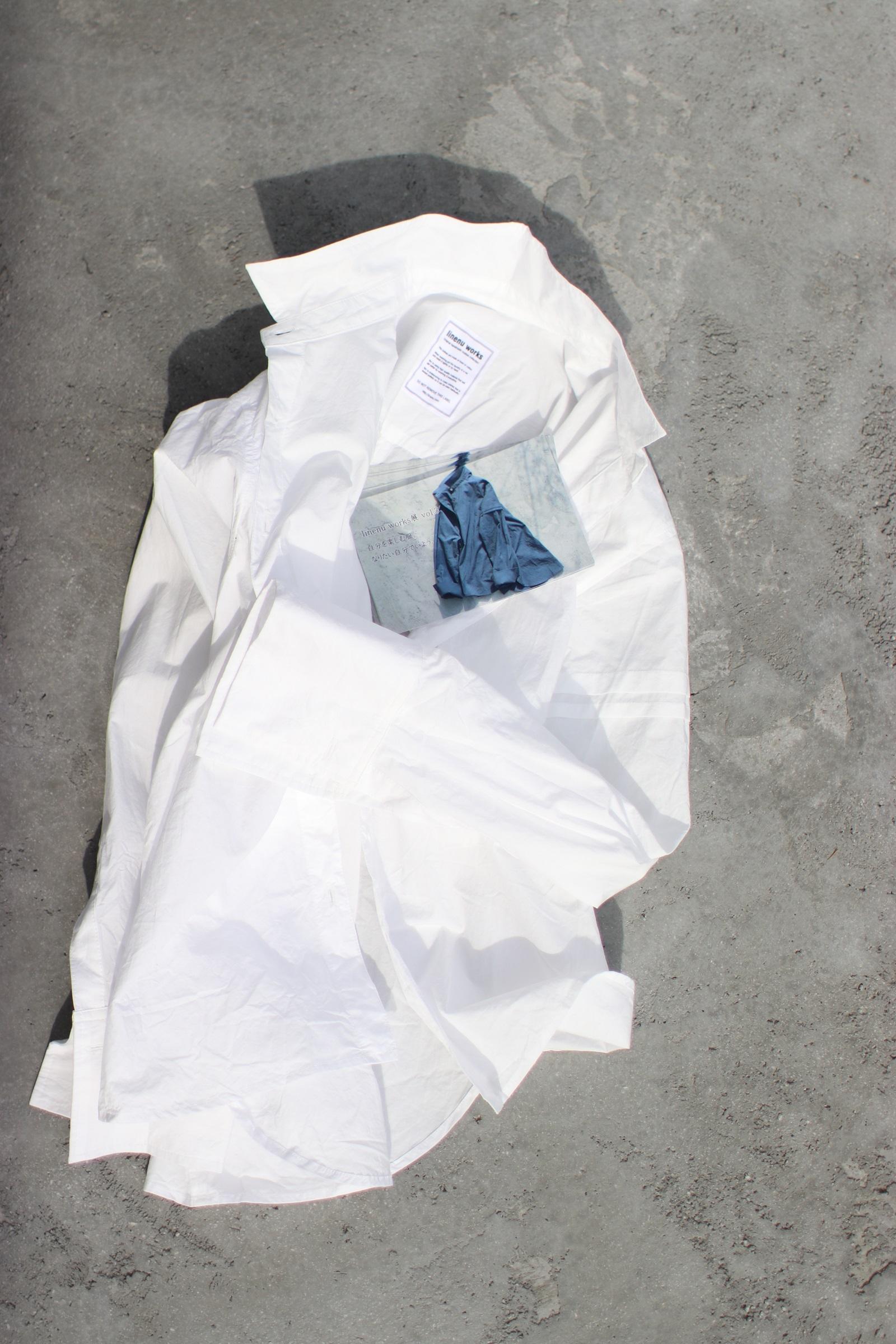 【linenu works展vol.3】自分を楽しむ服。なりたい自分でいよう。 tricoter/広島福山